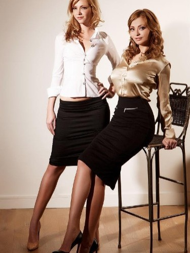 Sex ad by escort Alisa & Maria (25) in Istanbul - Photo: 5