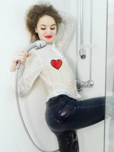 Sex ad by escort Violetta (24) in Istanbul - Photo: 5
