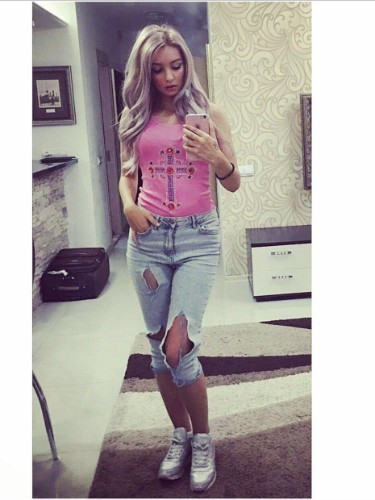 Sex ad by kinky pornstar escort Jennie Top (22) in Istanbul - Photo: 4