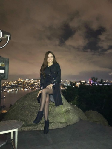 Sex ad by escort Alina (23) in Istanbul - Photo: 3