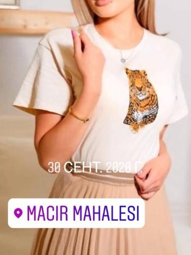 Sex ad by escort Asemaj (23) in Bursa - Photo: 1