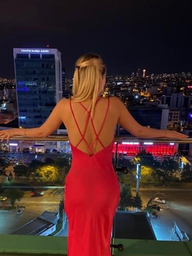 Sex ad by escort Larissa Ece (25) in Ankara - Photo: 1