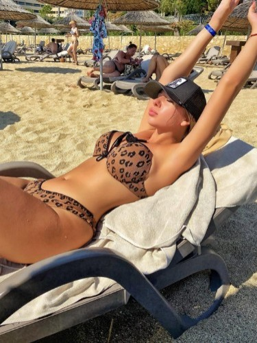 Sex ad by escort Milana (23) in Istanbul - Photo: 1